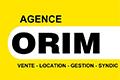 Agence immobilière ORIM Logo